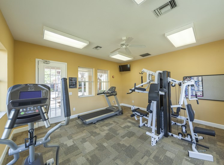 Grande Court Apartments Fitness Center