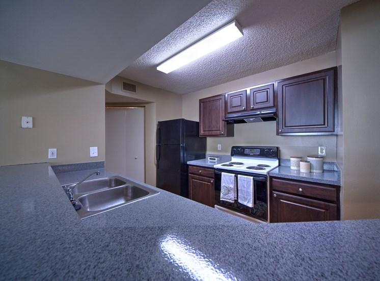 Courtney Manor Kitchen
