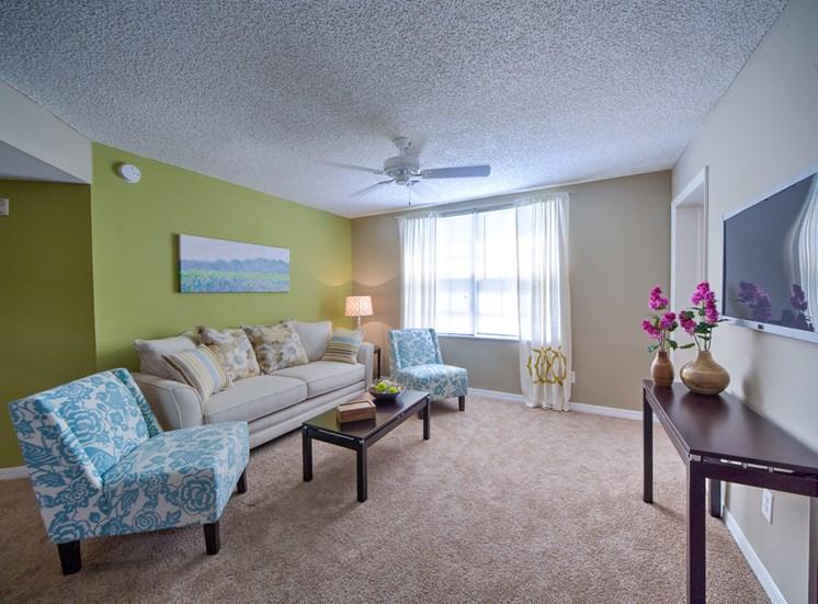 Courtney Manor Living Room