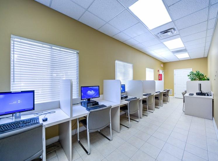Courtney Manor Computer Lab