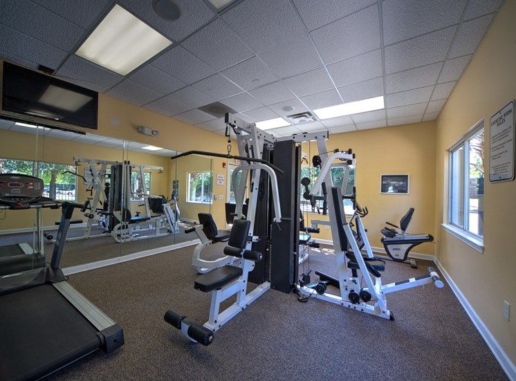 Courtney Manor Fitness Center