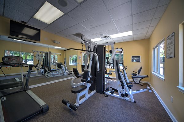 Courtney Manor Fitness Center