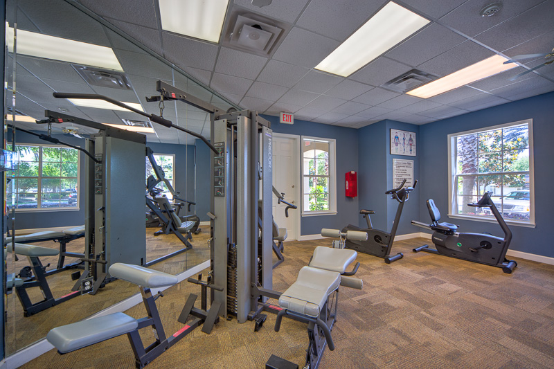 Lindsey Terrace Fitness Center