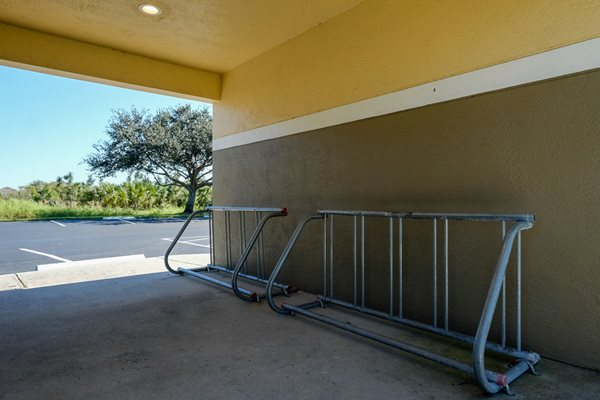 Bike Rack Pavilion