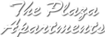 The Plaza Apartments Logo