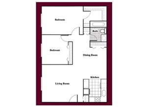The Plaza Apartments Floor Plans