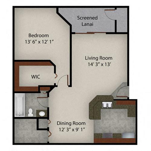 Boot Ranch Floor Plan