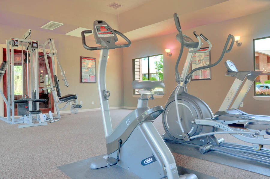 Dakota Ridge Apartments Fitness Center