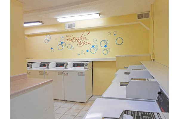 Farrington Apartments Laundry Facilities