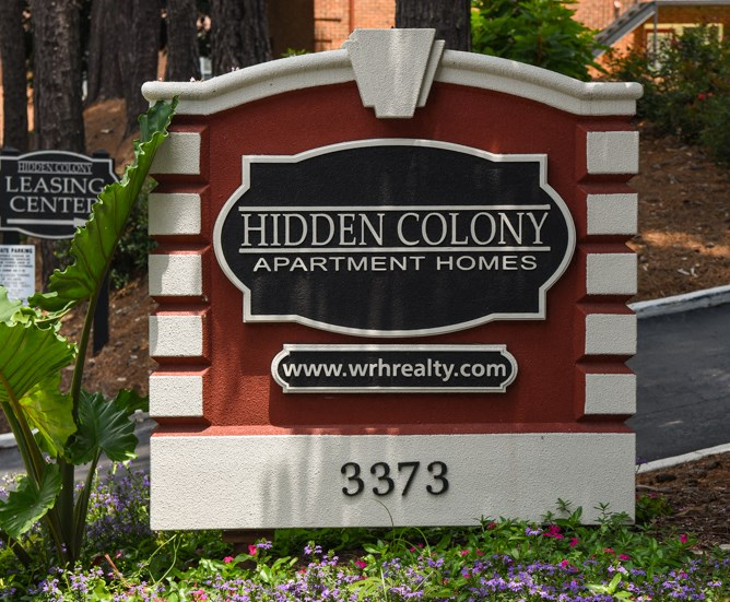 Hidden Colony Apartments | Atlanta GA