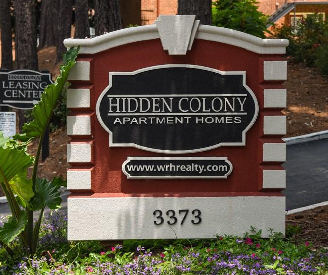 Hidden Colony Apartments | Atlanta GA