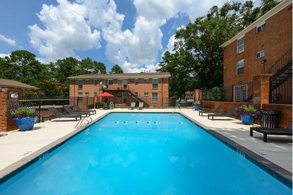 Hidden Colony Apartments Pool