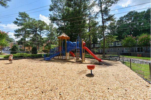 Hidden Colony Apartments Playground