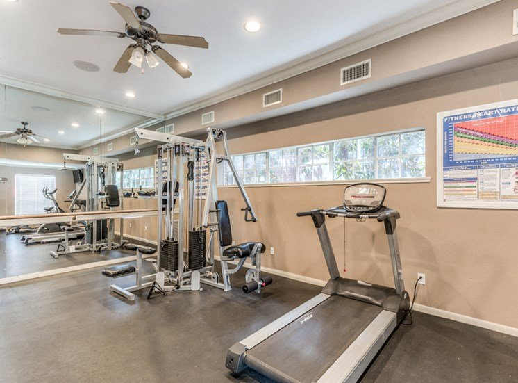 Parque at Bellaire Fitness Center
