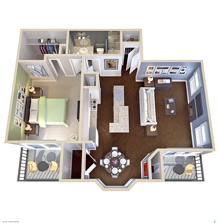 Apartments Near Bellaire Tx: Floor Plans Of Parque At Bellaire In Houston, TX