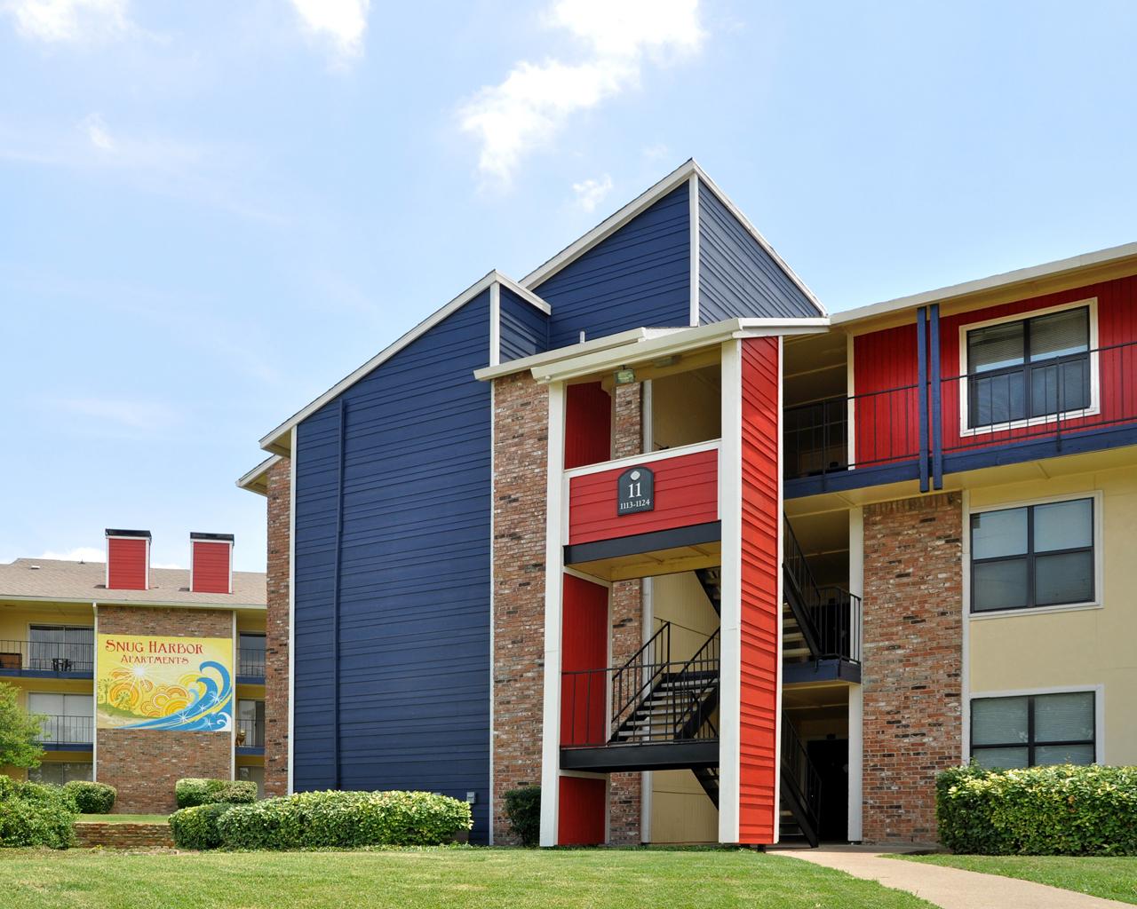 Apartment Homes In Dallas, TX | Snug Harbor