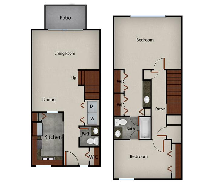 Spaulding Hills Floor Plans