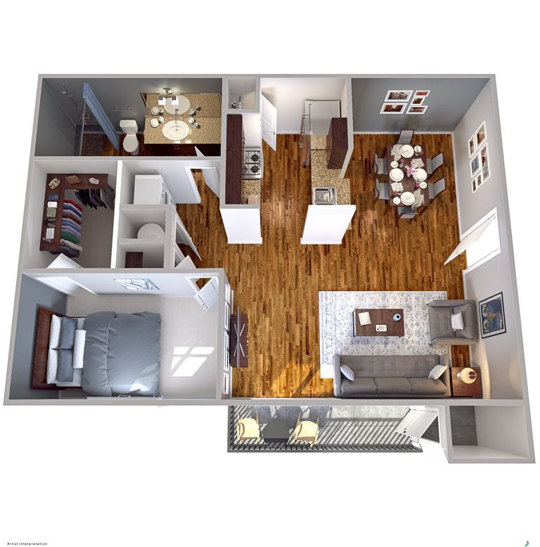 Valrico Station Floor Plans