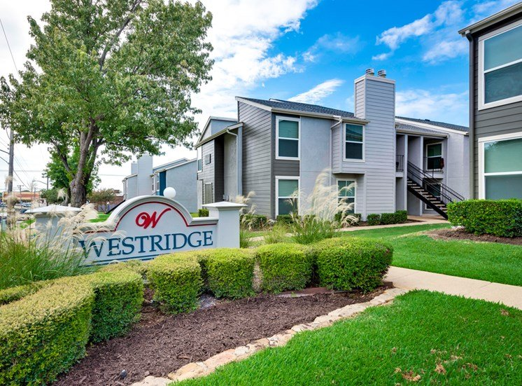 Westridge Apartments Exterior