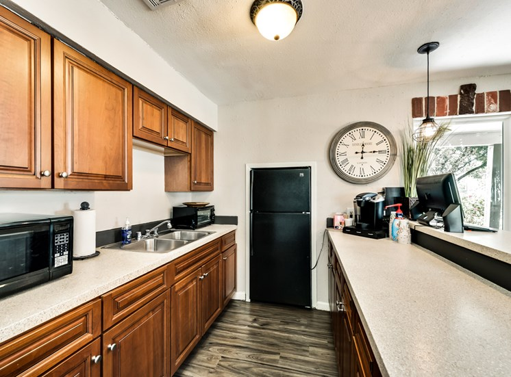 Westridge Apartments Clubhouse Kitchen
