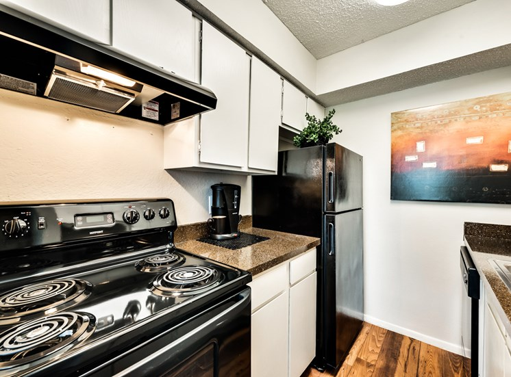 Westridge Apartments Kitchen