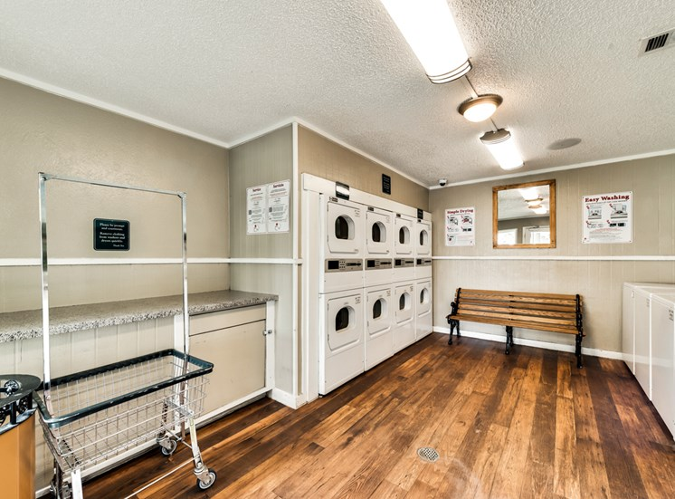 Westridge Apartments Laundry Care Center