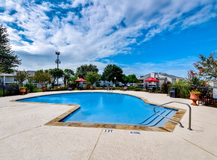 Westridge Apartments Pool