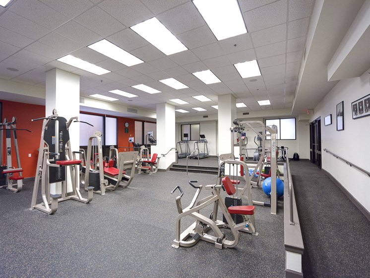 The Carling Apartments | Jacksonville, FL | Fitness Center