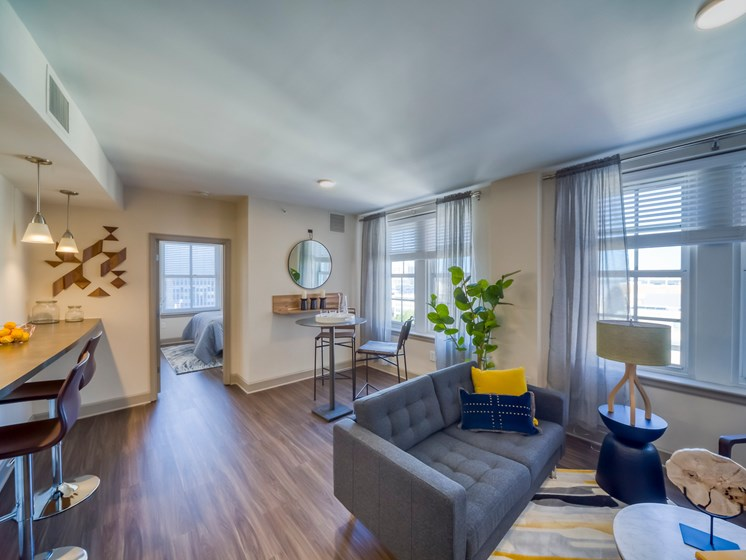 The Carling Apartments | Jacksonville, FL | Model Apartment