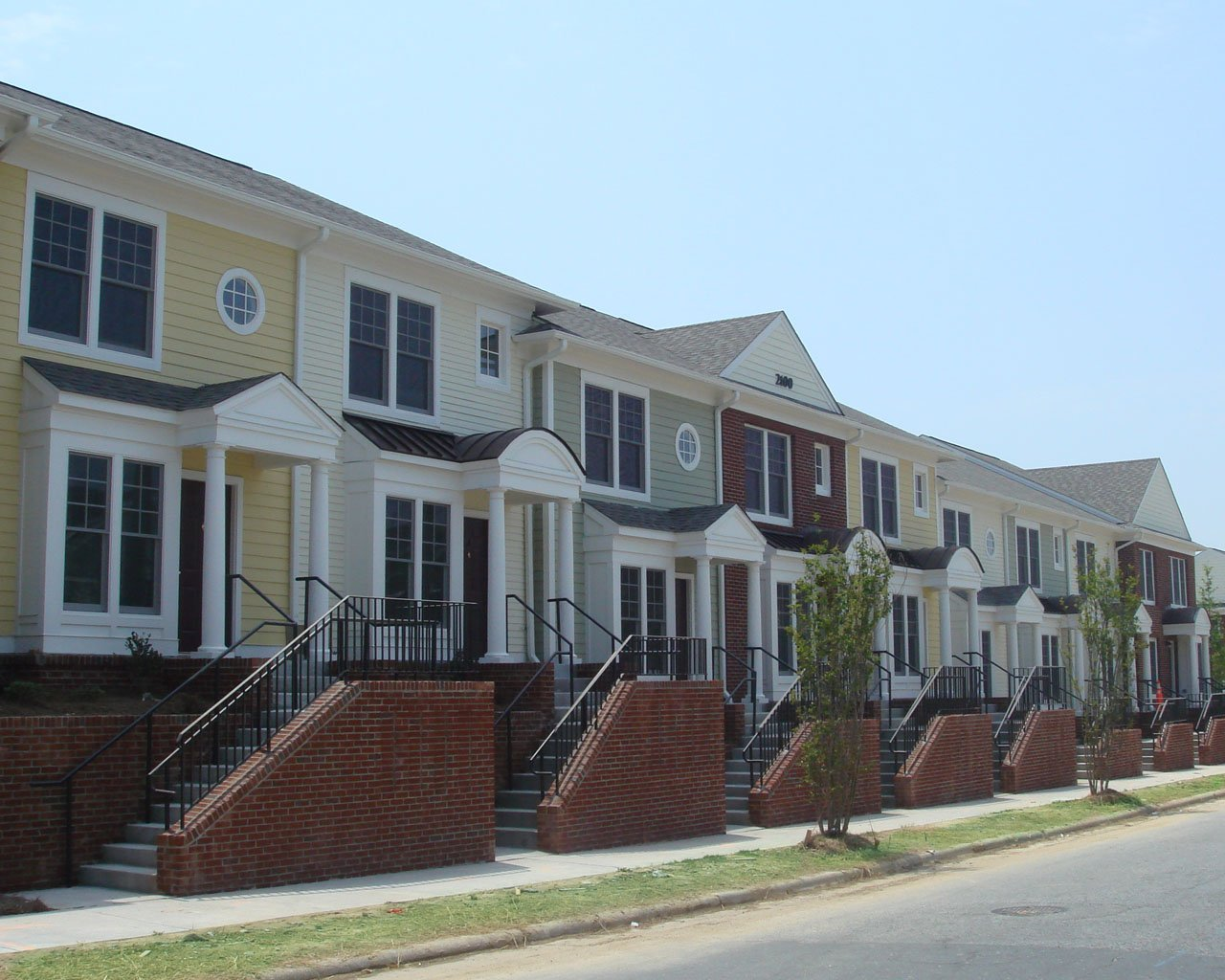 Havens at Willow Oaks Apartments  Exterior