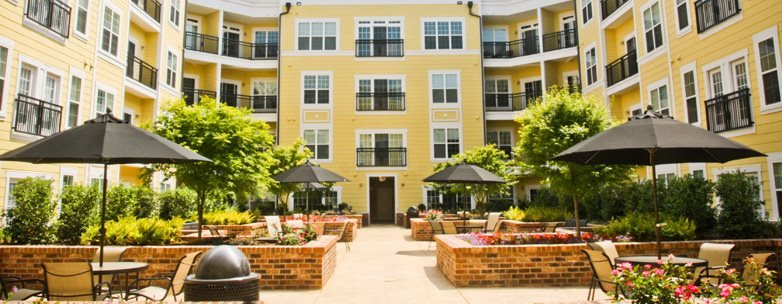 Ashley Square at Southpark Luxury Apartments