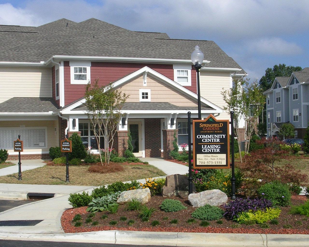 Springfield Gardens Apartments