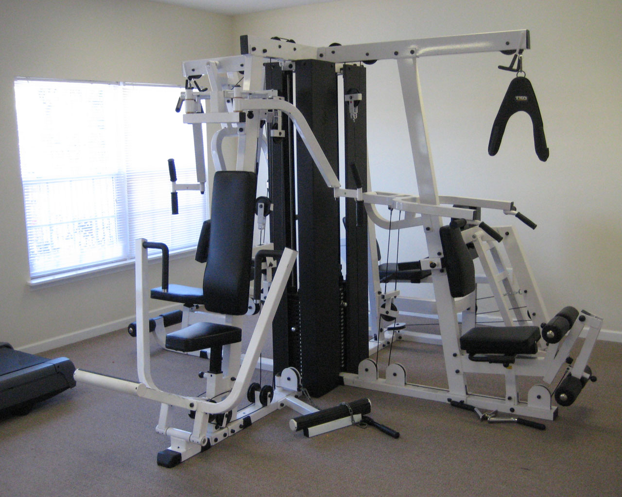 Mill Pond Apartments Fitness Center