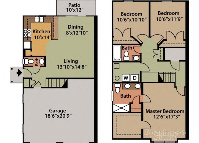 Poppy Floor Plan 11