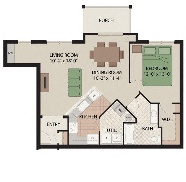 Lancaster C Floor Plan 3