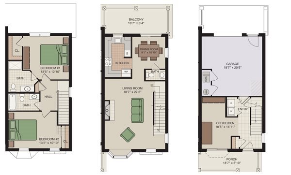 Exton B Floor Plan 8