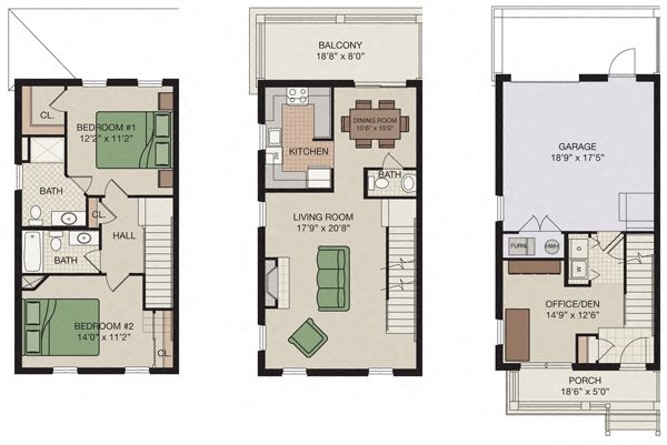 Exton Floor Plan 7