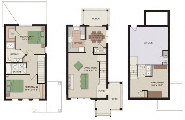 Malvern Floor Plan 9