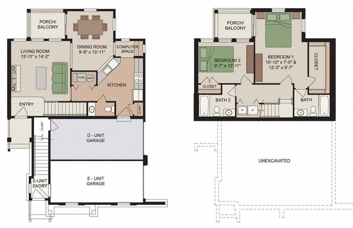 Shamona Floor Plan 6