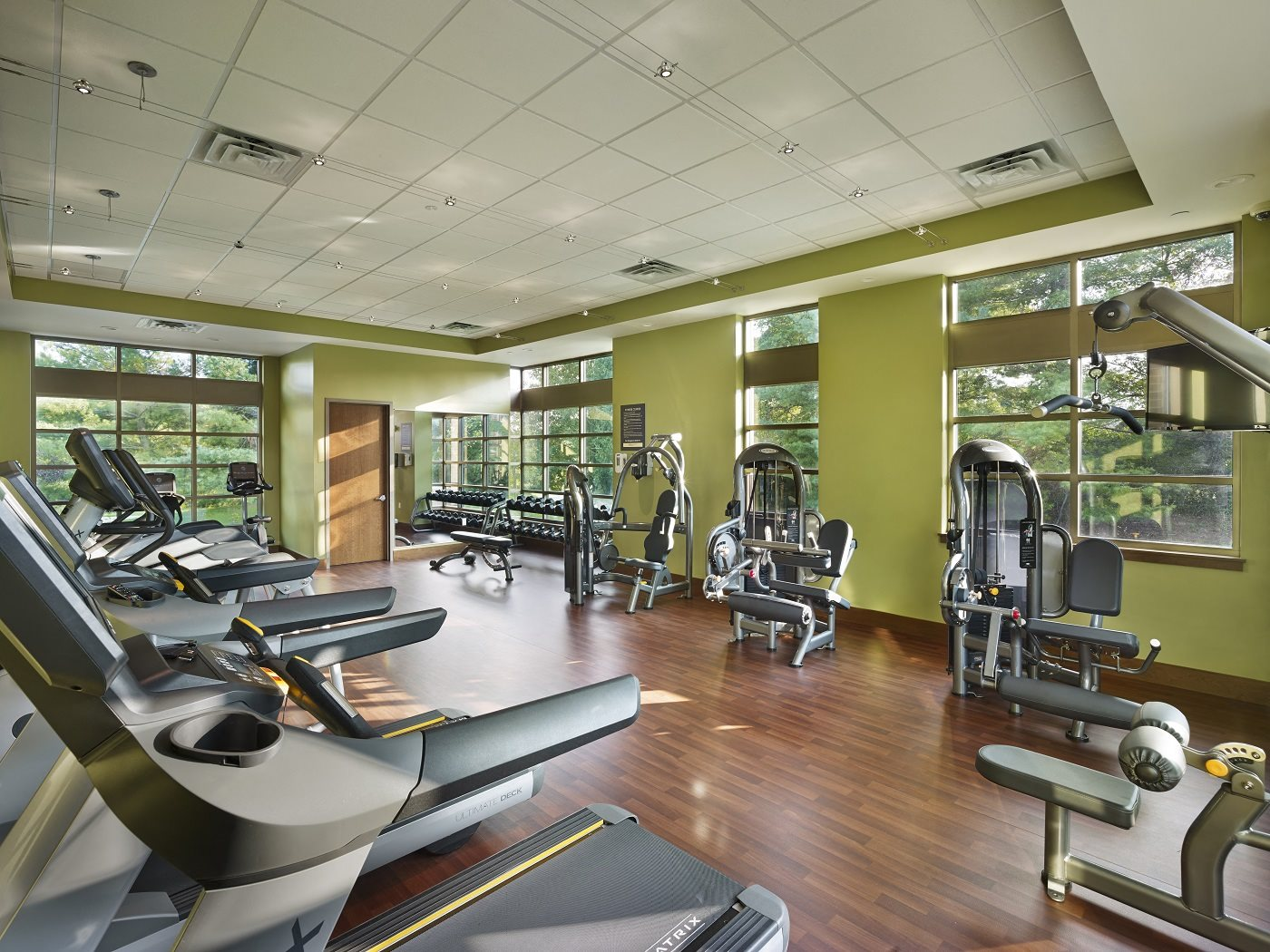 Chaddwell Fitness Center