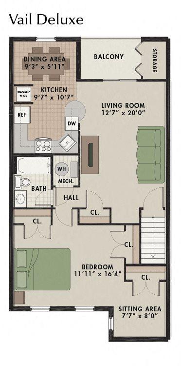 Vail Floor Plan 4