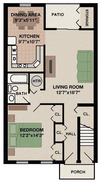 Berkshire Floor Plan 2