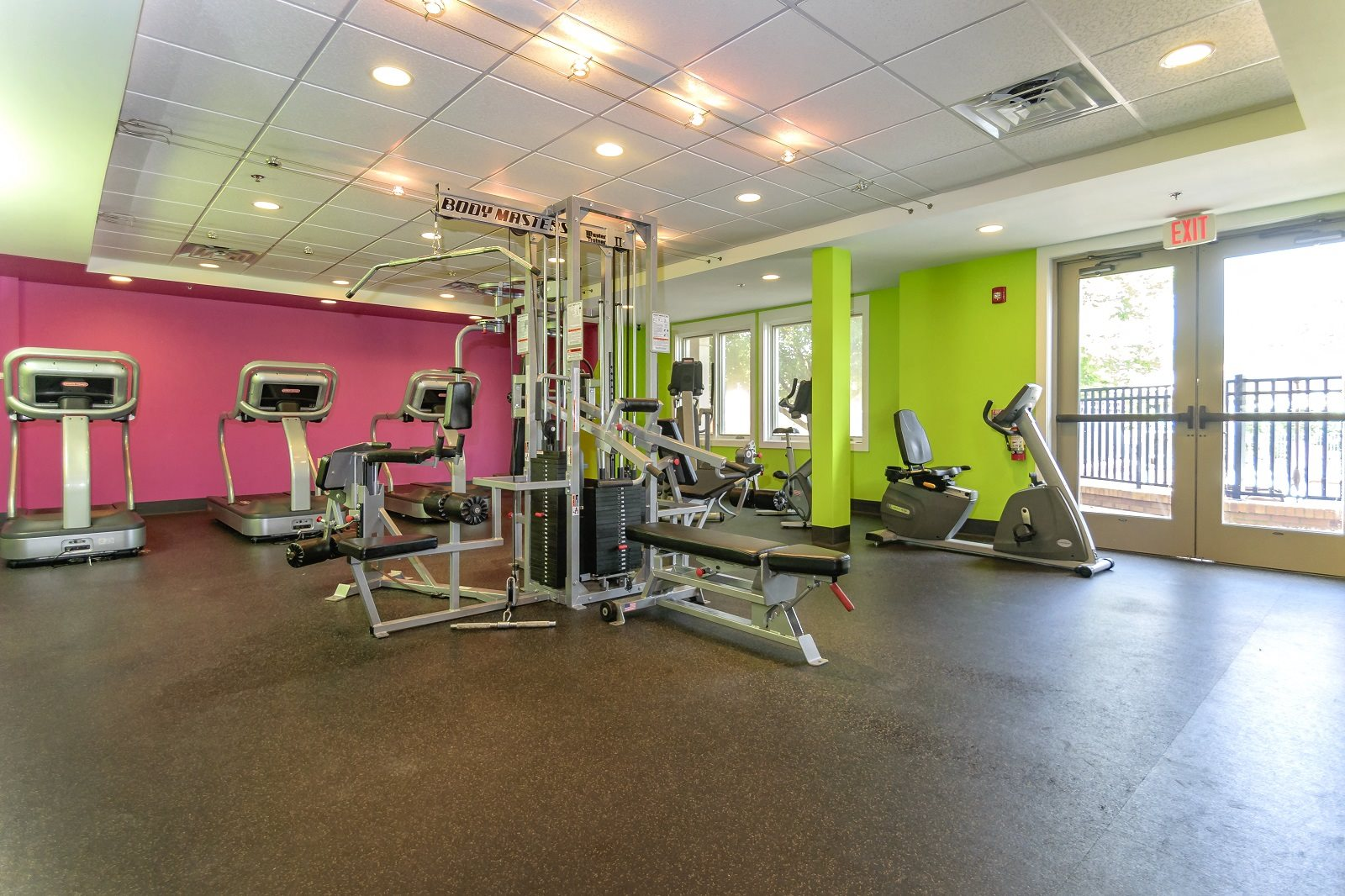 New Kent Fitness Center