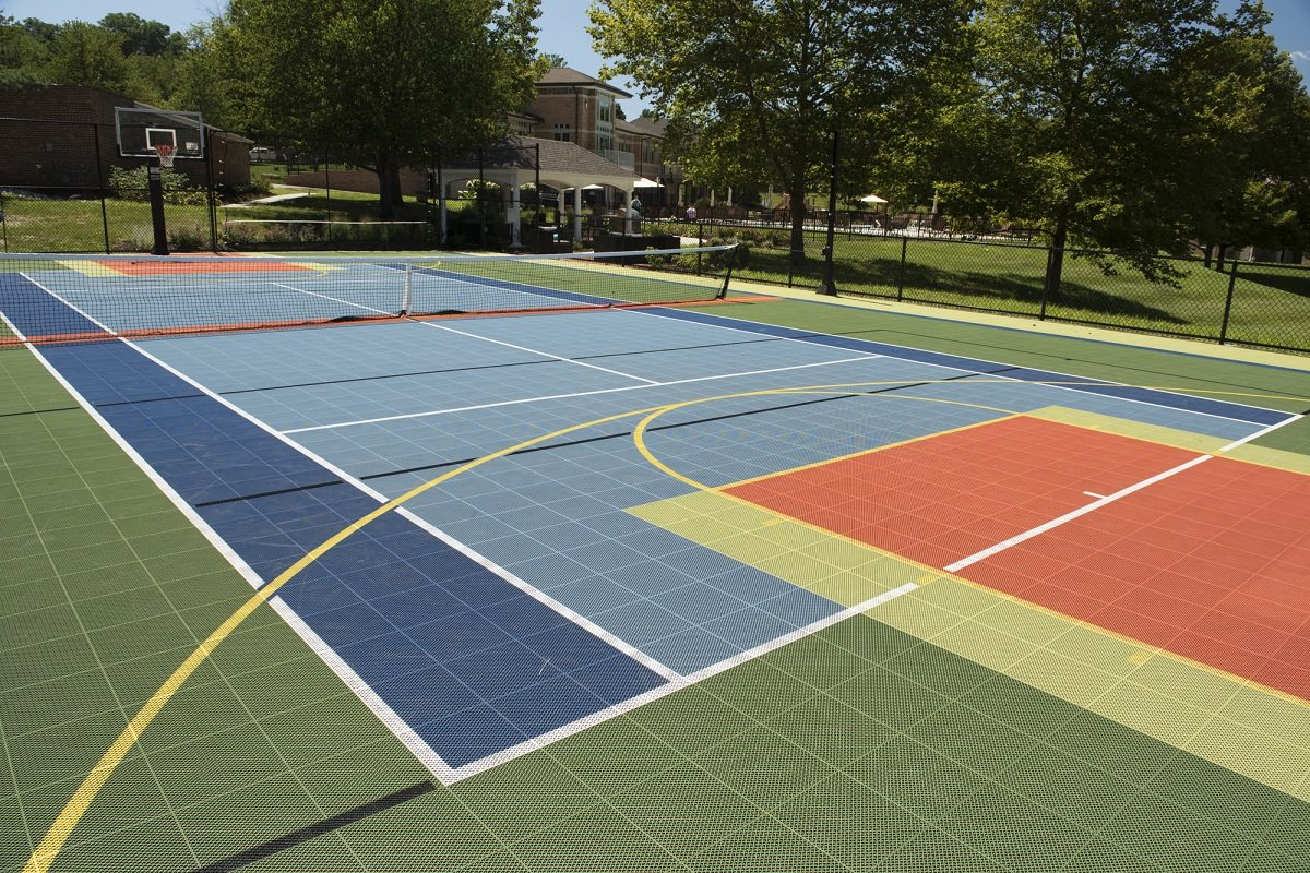 New Kent Sport Court