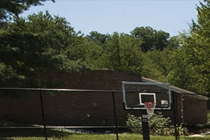 Clubhouse Sport Court