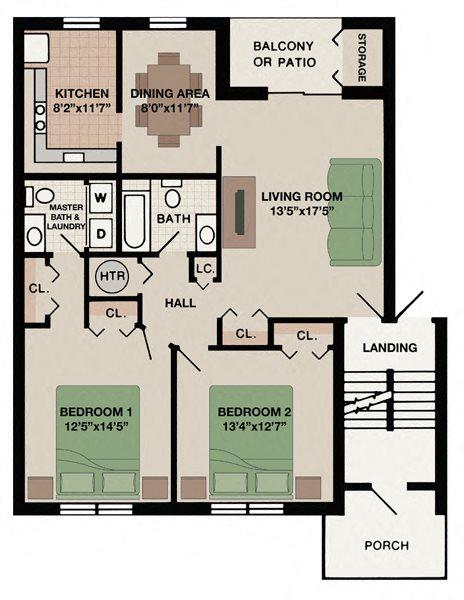 Alpine Floor Plan 7