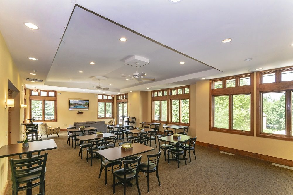 Party Room at New Kent
