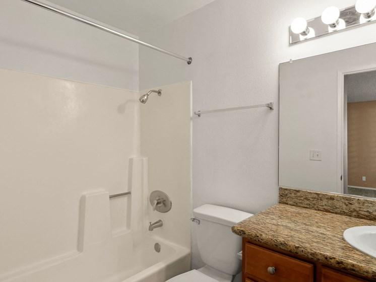Apartments in North Hollywood, CA - Woodland Trio bathroom