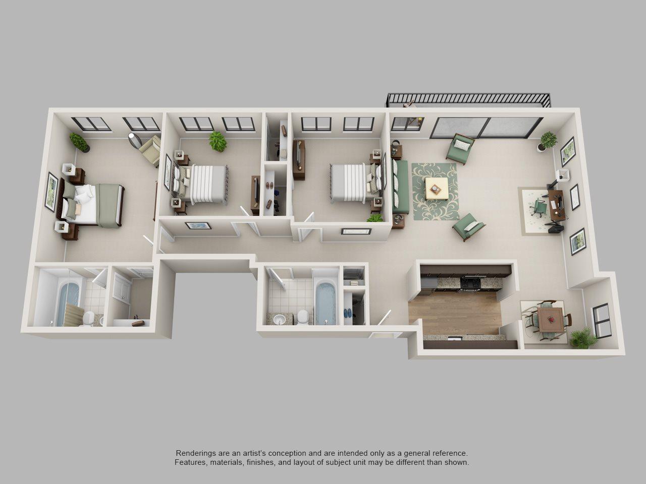 3A Floor Plan 7