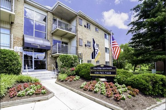 Glen Ridge Apartment Homes Glen Burnie Maryland
